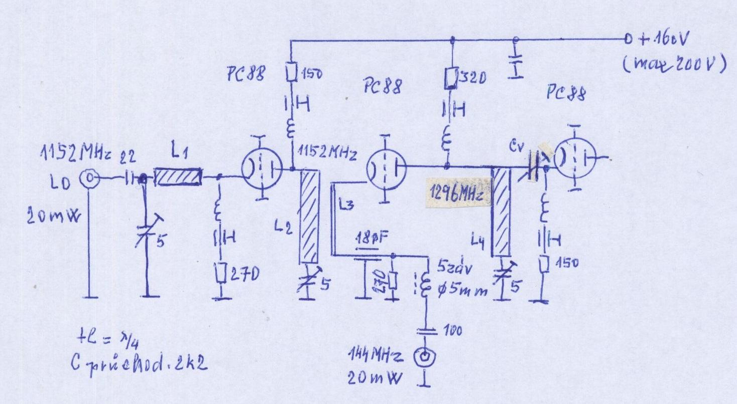 Strnky Spolku Cb Jilemnice Technical Amplifier Circuit Kliknte Pro Zvten