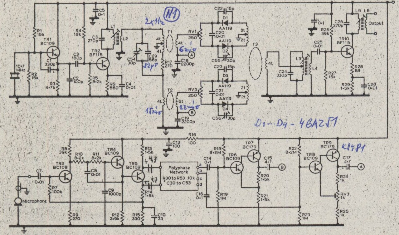 Strnky Spolku Cb Jilemnice Radio Likewise Aircraft Receiver Circuits On 5 Tube Schematic Kliknte Pro Zvten